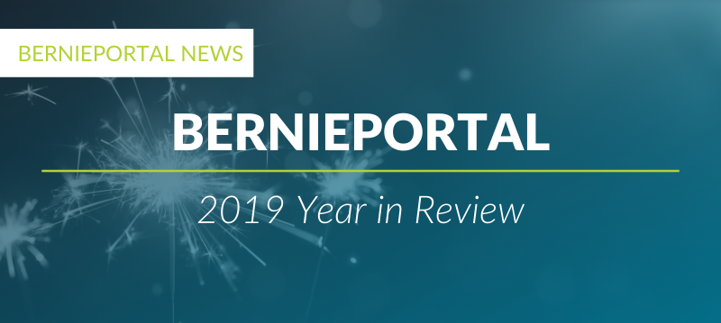 See what BerniePortal's been up to in 2019