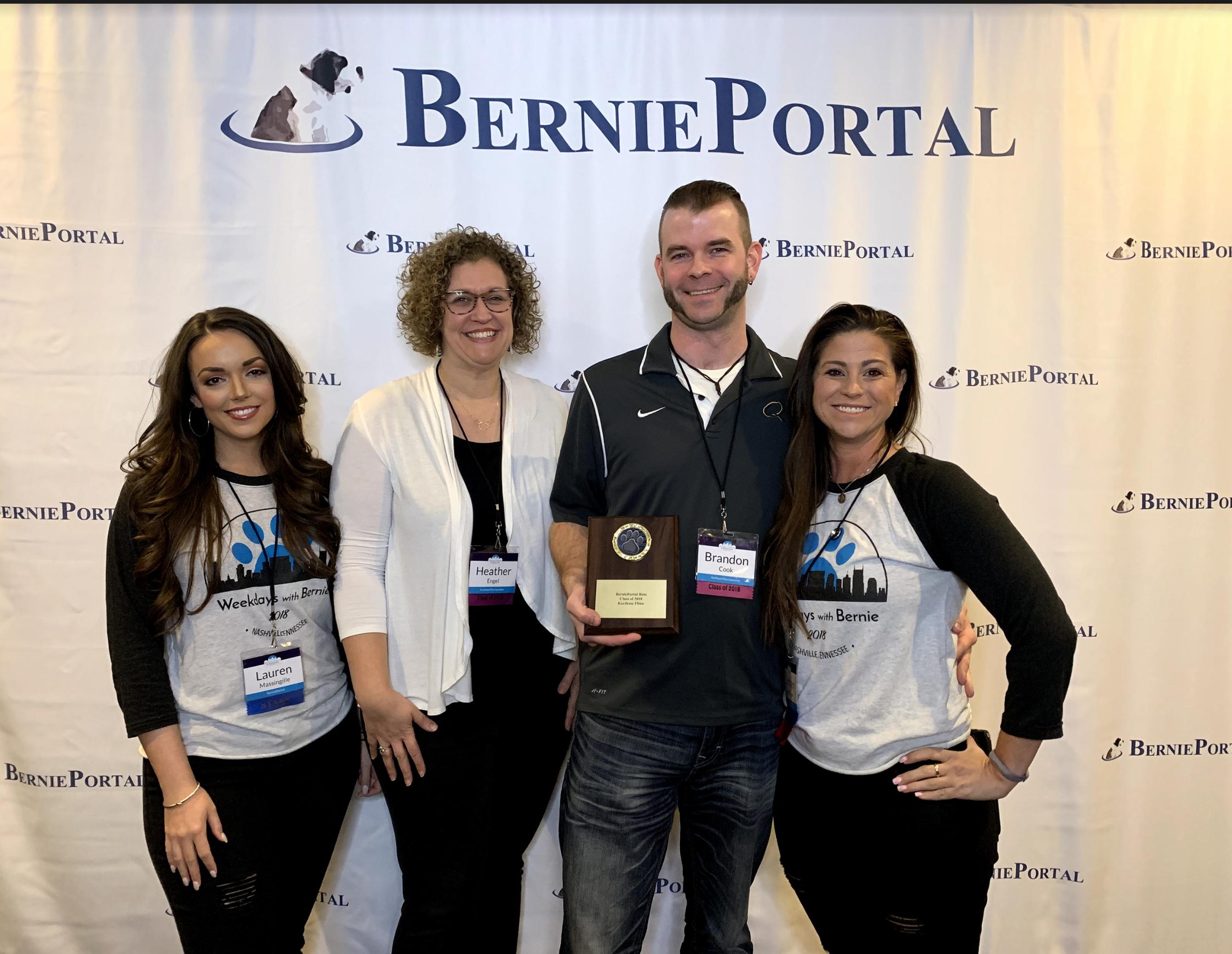 BerniePortal August 2019 Dynamic Duo Spotlight